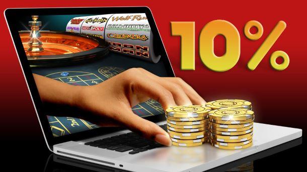 которое деньги казино дарит
