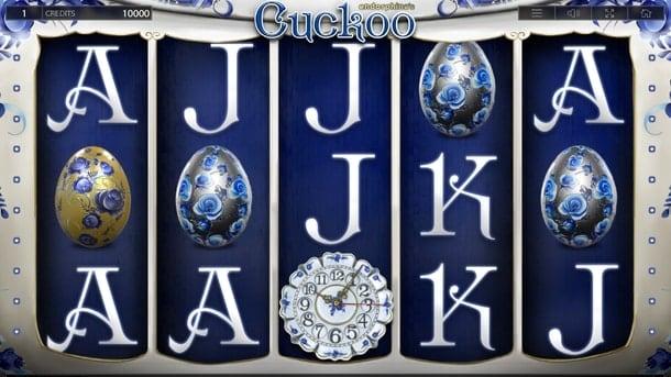 Символы онлайн игры Cuckoo